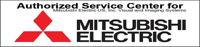 Authorized Service Center for Mitsubishi.